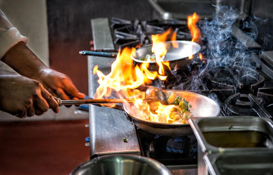 Matériel cuisine pour diversifier carte street food